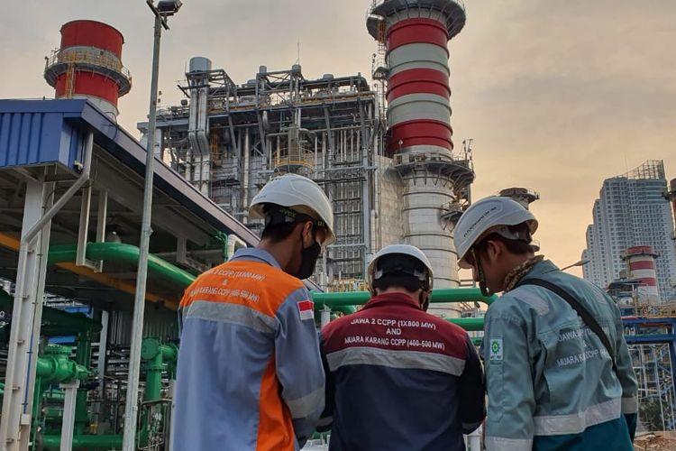 PLN Tambah Pasokan Listrik 171 Megawatt untuk Jakarta dan Sekitarnya