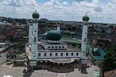 Sejarah Masjid Jamik Pangkalpinang, Ada Sumbangan Bung Hatta dan Kubah dari Etnis Tionghoa