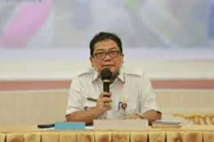 Kepala Dinas Komunikasi, Informatika dan Statistik (Diskominfotik) Riau. Dok Pemprov Riau