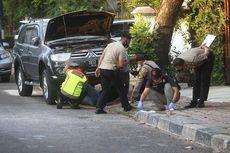 5 Fakta Ledakan di Menteng, Benda Meledak di Bawah Mobil hingga Tepis Isu Terorisme