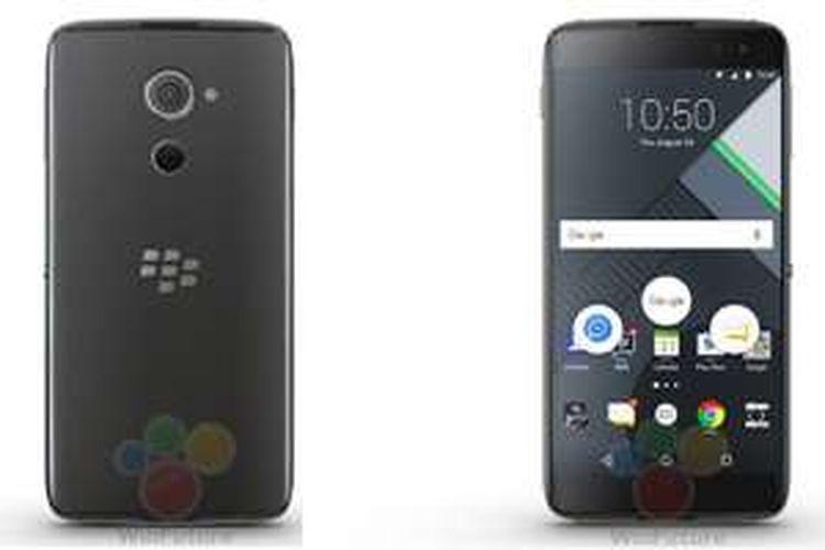 Bocoran foto Blackberry DTEK60