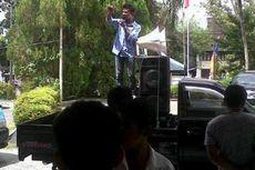 Pelabuhan Kendari Berubah Fungsi, Aktivis Hukum Demo