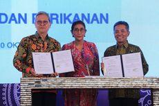 Penandatanganan Perjanjian Kerja Sama Pencetakan Kartu Pelaku Utama Sektor Kelautan dan Perikanan (KUSUKA) Antara BRI dengan Kementerian Kelautan dan Perikanan
