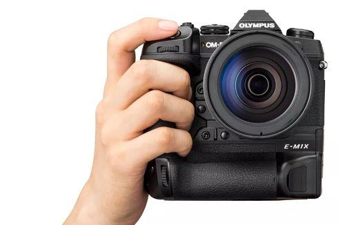 Olympus Luncurkan Kamera Mirrorles OM-D E-M1X, Tetap dengan Four Third