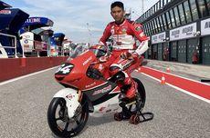 Mario SA Raih Posisi Ke-4 di FP1 Moto3 Emilia Rogmana