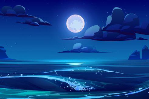 Manfaat Bulan Sebagai Satelit Bumi
