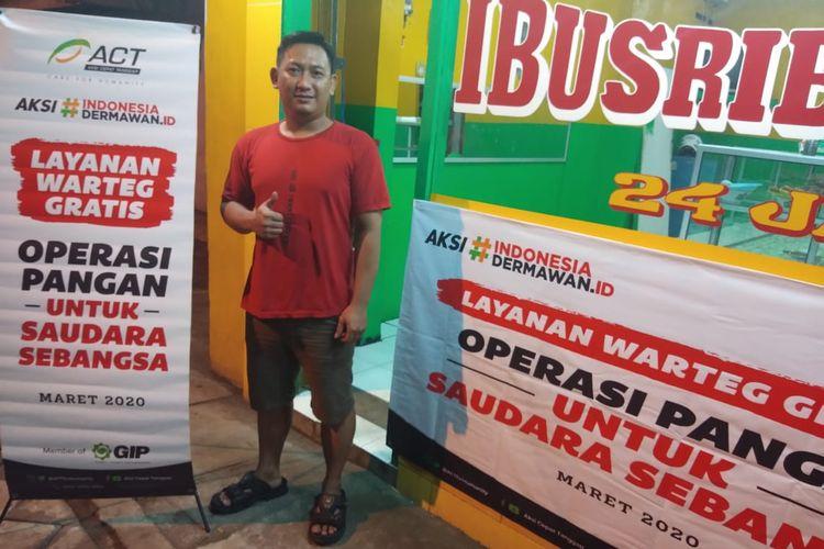 Warteg Ibusri Bahari Tangerang