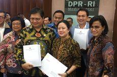 DPR Terima Draf dan Surpres RUU Omnibus Law Cipta Kerja