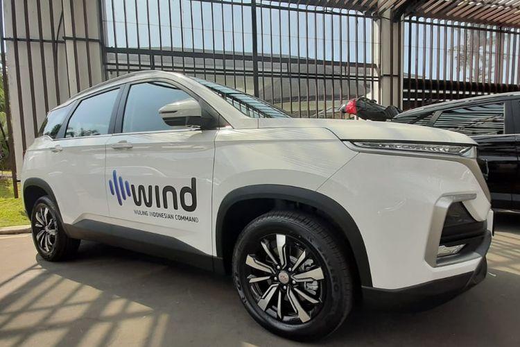 Varian terbaru dari Wuling Almaz dilengkapi dengan konfigurasi bangku 7-seater.