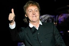 Lirik dan Chord Lagu Man We Was Lonely - Paul McCartney