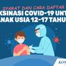 Pemkot Tangerang Agendakan Vaksinasi Usia 12-17 Tahun Digelar Jelang Hari Anak Nasional