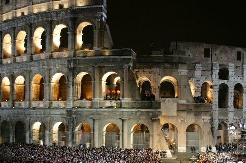 Italia Mencari Insinyur Untuk Bangun Kembali Lantai Colosseum Roma