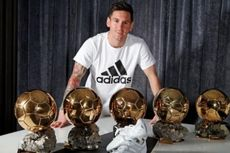 Tengoklah Pola Makan Lionel Messi...