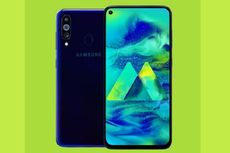 Meluncur 11 Juni, Ini Tampang dan Harga Samsung Galaxy M40