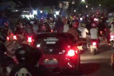 Duduk Perkara Pengemudi Mobil Dikeroyok Ratusan Pengendara Motor di Makassar