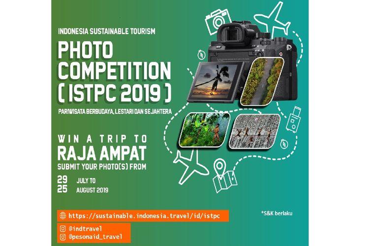 Kompetisi Foto ISTPC 2019