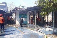 Kebakaran Lalap Satu Bangunan di Rutan Pondok Bambu