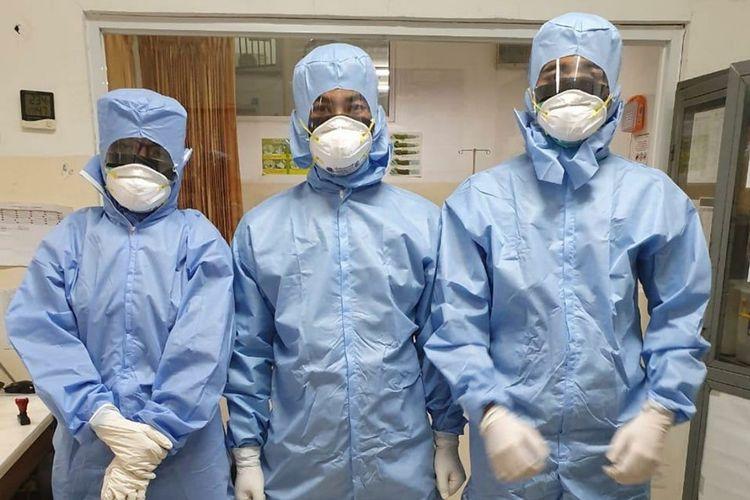 Kesiapan tim medis dan prasarana jaringan rumah sakit Dompet Dhuafa untuk membantu penanganan dan rujukan kasus Covid-19 di Jabodetabek