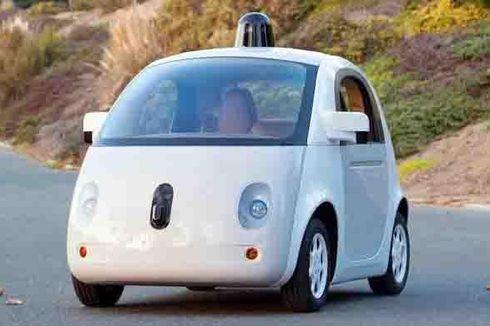 Mobil Otonomos Google Kini Punya Setir dan Pedal