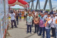 Basuki Resmikan Infrastruktur Pertama di Indonesia yang Dibiayai Dana CSR