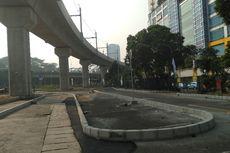 Kata Ojek Online soal Tempat Drop Off dan Pick Up di Stasiun MRT Lebak Bulus