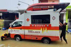 Komunitas Suzuki Turun Tangan Evakuasi Korban Banjir di Bekasi Timur