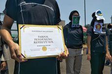 Sertifikat Bercandaan untuk Parpol Pendukung Revisi UU KPK