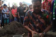 Gubernur Sulut Letakkan Batu Pertama Pembangunan Gereja di Minahasa Selatan