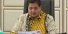 Menko Airlangga Paparkan Strategi Kebijakan Pemerintah dalam Pemulihan Ekonomi Nasional