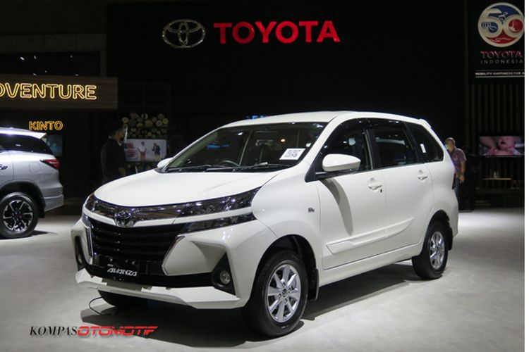 Toyota Avanza IIMS Hybrid 2021
