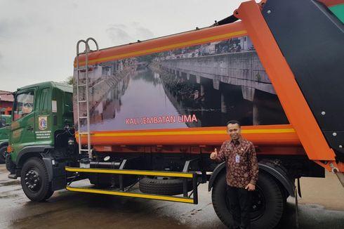 Aki Truk Sampah Digondol Maling, Sudin Lingkungan Hidup Jakbar Lapor Polisi