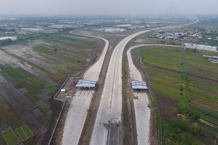 Tol Surabaya - Mojokerto.