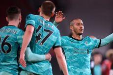 Klasemen Liga Inggris - Arsenal Disalip Everton, Liverpool Tembus 5 Besar