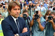 Conte: Keberuntungan Tak Bersama Juventus