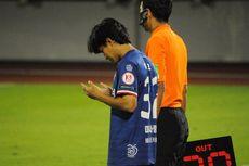 Eks Timnas U19 Indonesia Muhammad Iqbal Debut di Liga Korea Selatan