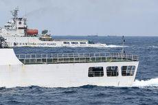 Lagi, 3 Kapal Perang Indonesia Usir Kapal China Keluar dari Natuna