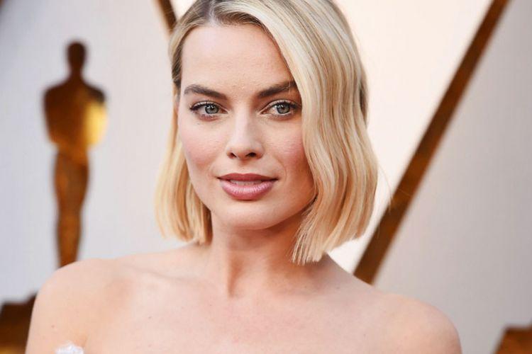 Margot Robbie, Aktris dengan tampilan terbaik di Oscar 2018