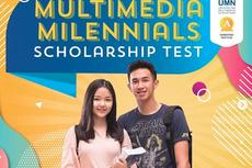 UMN Gelar Tes Beasiswa Milenial, Kesempatan Gratis Uang Pangkal