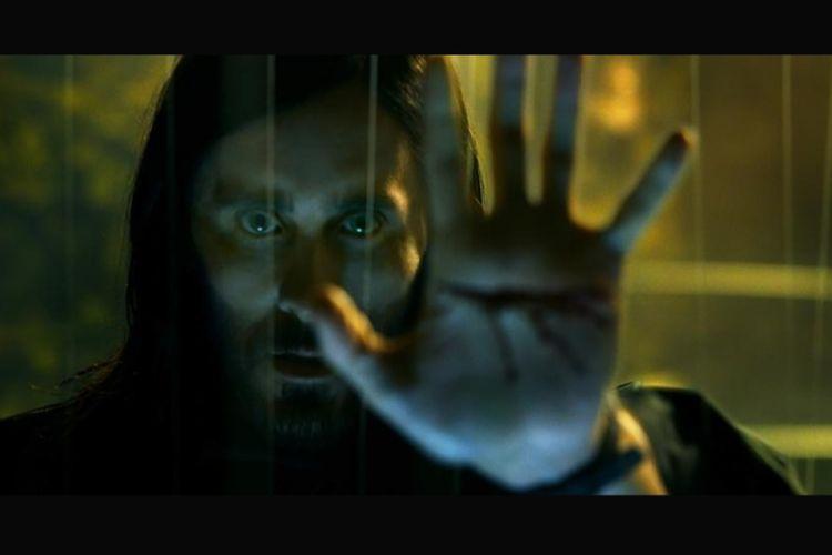 Morbius >> Trailer Perdana Morbius Ketika Jared Leto Berubah Jadi Vampir
