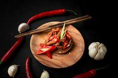 Resep Sambal Kering Usus Ayam Pedas, Stok Lauk Tahan Lama