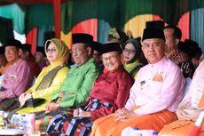 BJ Habibie Hadir pada Peringatan HUT ke-61 Provinsi Riau