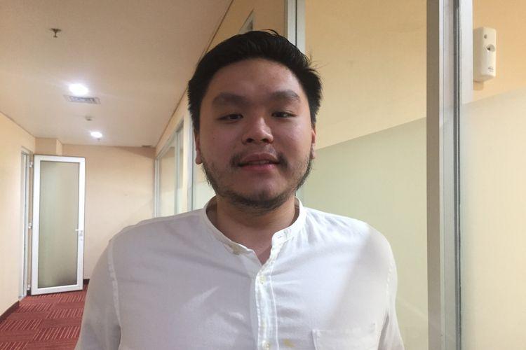 Anggota Komisi A DPRD DKI Jakarta William Aditya Sarana.