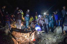 Bencana Longsor di Deli Serdang, Ibu dan Anak Ditemukan Tewas