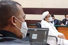PN Jaktim Kembali Gelar Sidang Kasus Tes Swab Rizieq Shihab, Agenda Pemeriksaan Saksi