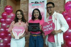 Kosmetik Milik Rossa Berdonasi untuk Penyintas Kanker