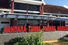 Kantor Airnav dan Tower Pemandu Lalu Lintas di Bandara Mamuju Rusak Berat akibat Gempa