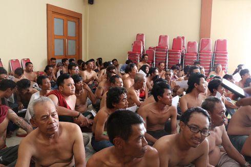 Gelar Operasi, Kepolisian Tangerang Amankan 162 Pak Ogah dan Juru Parkir Liar