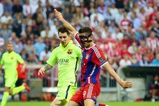Barcelona Vs Bayern, Setien Sebut Lewandowski Tak Selevel dengan Lionel Messi