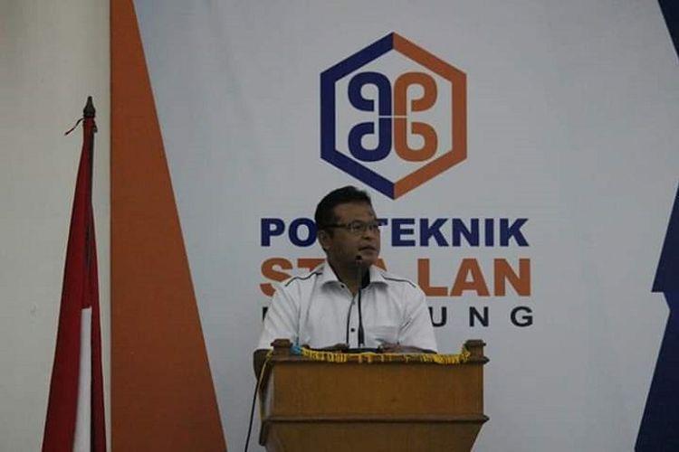 Kepala LAN Adi Suryanto.