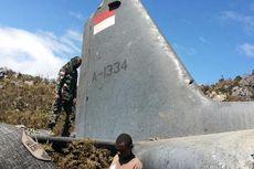 Pesawat yang Jatuh di Wamena Angkut 12 Penumpang